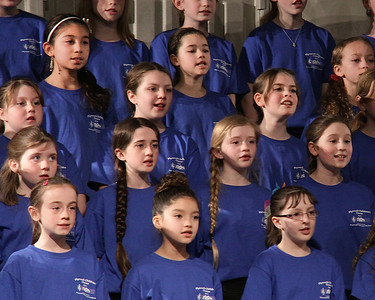 Plymouth Childrens Chorus with The Plymouth Philharmonic 3/9/14