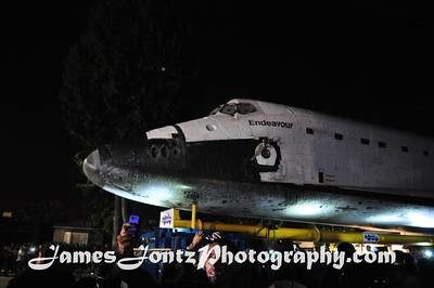 2012 Space Shuttle Move