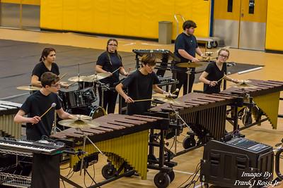 2-10-2018 Nomad Indoor Percussion