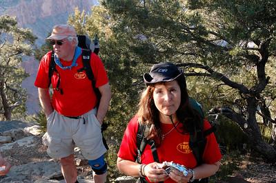 4/9/2006 - Grand Canyon 123! - Day 2 : Rim Trail