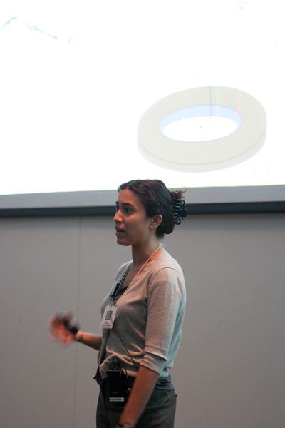 Catherine Espaillat (CfA) --Signposts of Planets conference, NASA/GSFC, October 2011