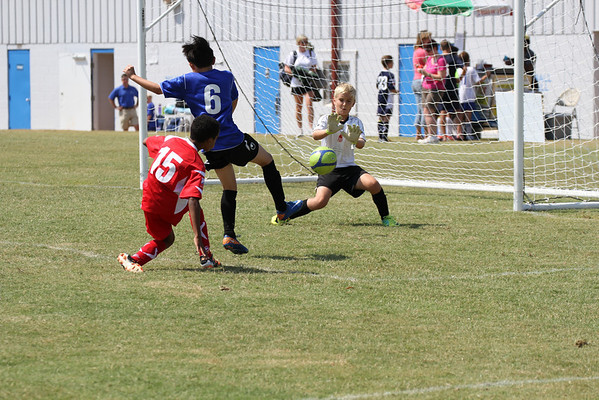 U11 Boys RYSA Tournament 8-26-2012