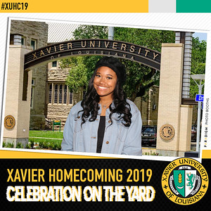November 08, 2019 - Xavier University Homecoming Celebration on the Yard