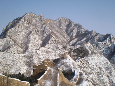 bailingguan great wall 【winter】
