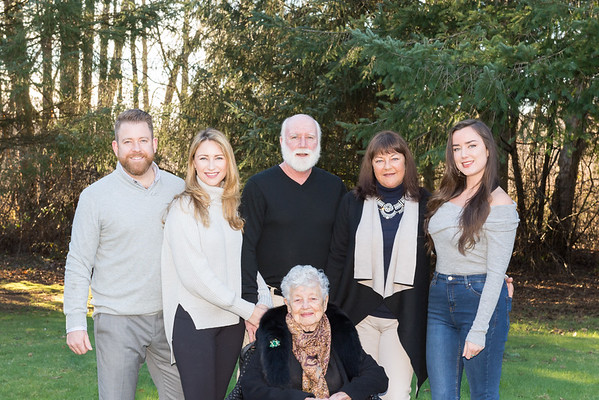 Erskine Family