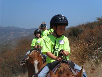 YES! Horseback Riding 8.11.2011