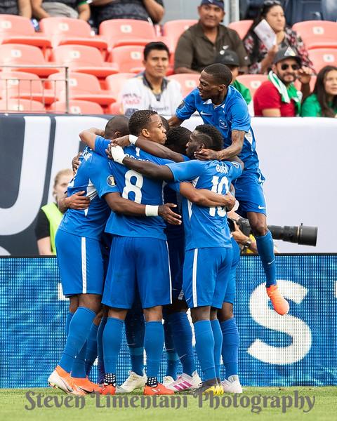 Martinique players