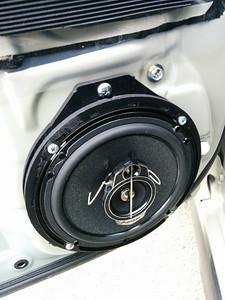 XV Crosstrek Speaker Installations