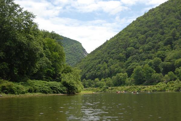 2009-06-06 Delaware Water Gap HRCKC Paddle