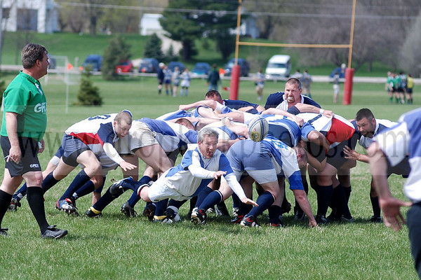 Des Moines Old Boys vs River City