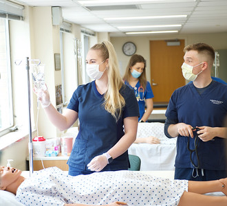 Physical Therapy and Nursing