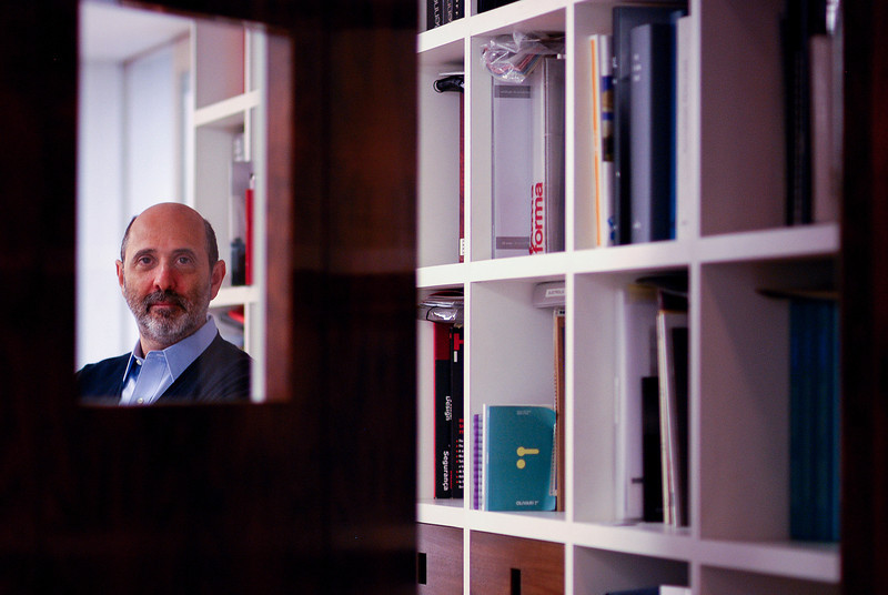 Isay Weinfeld, arquiteto, São Paulo, 2008, Brasil.