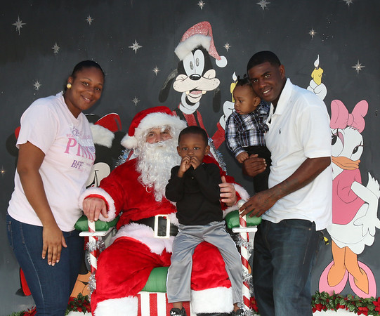 Bridges of America Christmas Party 12-14-13