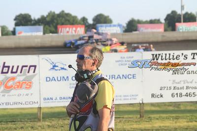 Weekly Racing - 7/25/14