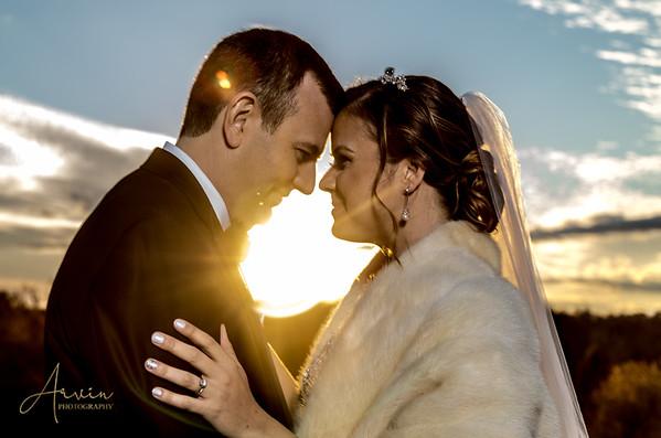 Elizabeth and Jeremiah - The Wedding