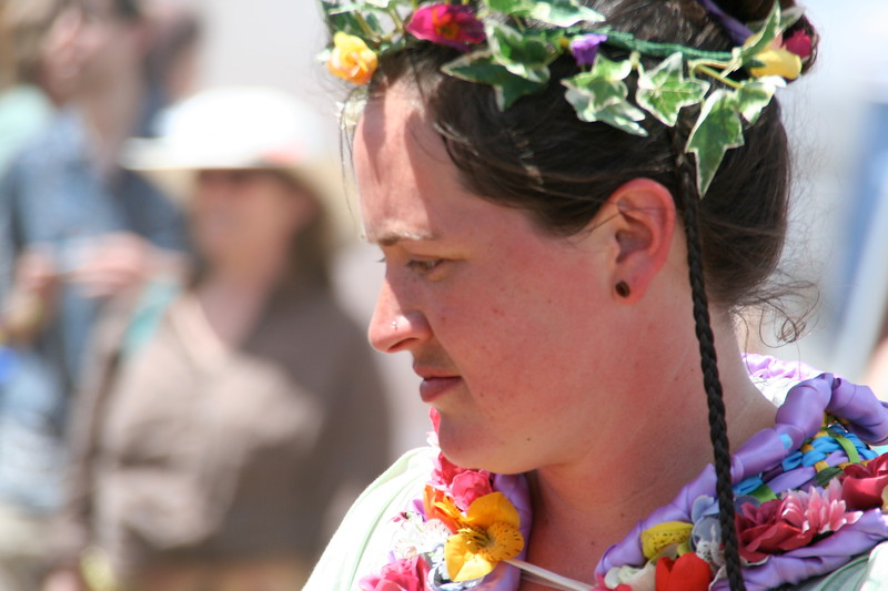 Profile of a May Queen