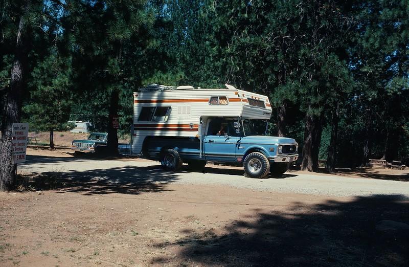 Lake Almanor 1979