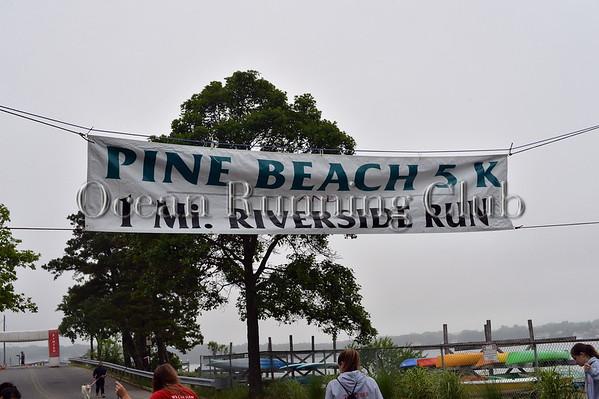 2018 Pine Beach 5K and One Mile Run