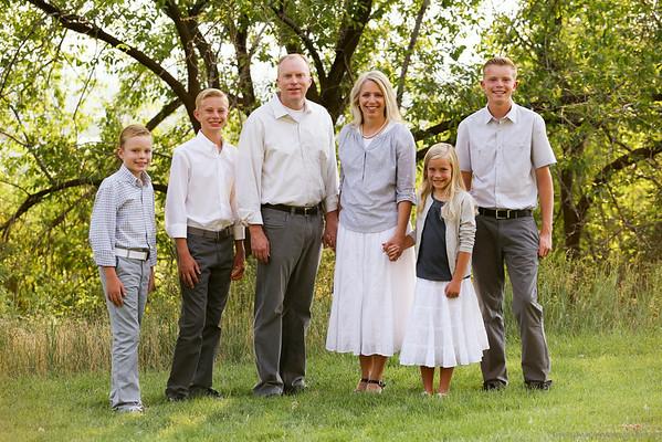 Beus Family 2014