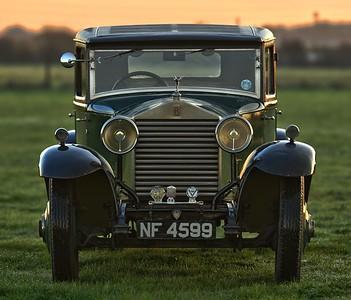 1926 Rolls Royce 20hp NF4599