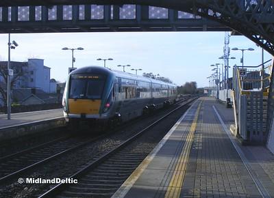 Portlaoise (Rail), 07-11-2014