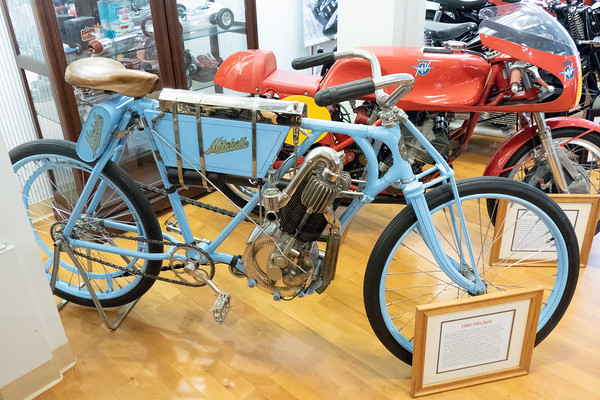 2018 Visit to the Solvang Vintage Motorcycle Museum