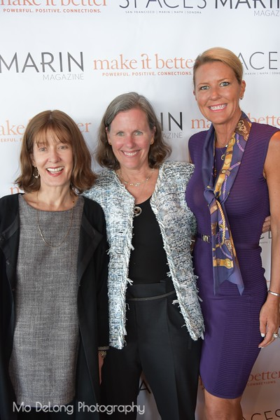 Barbara Chambers, Susan Noyes and Michelle Morris