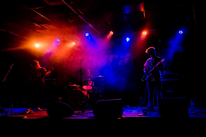 Higher Power at the Joiners
