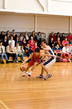 Scotch 1st Basketball