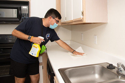080720 Islander Housing - Cleaning