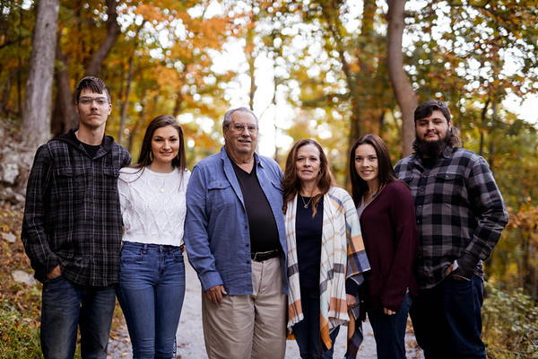 The Sweet Family   Fall 2021