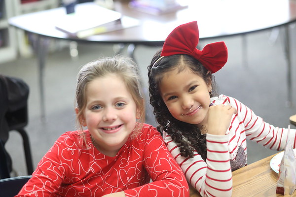 WCES Valentine's Day Party