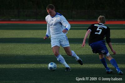 GJØVIK FF 2009