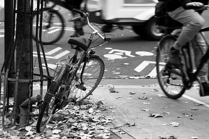 Bicycling Paris