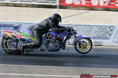 "MDRA  ""RETURN TO SOCAL""   AUTO CLUB DRAGWAY 8/9 - FONTANA: Race Action!!!"