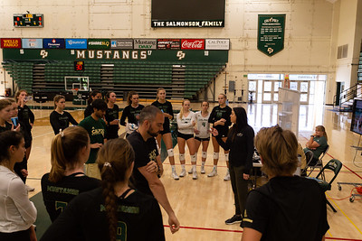 2019 Cal Poly Volleyball Scrimmage