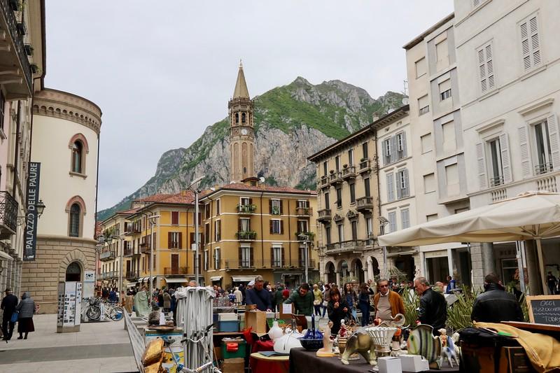 Lecco, Italy - Lake Como