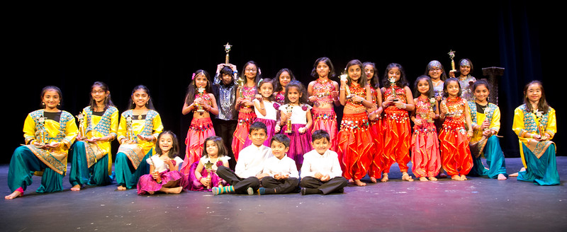 2018 SPCS DC Diwali Social and Performances