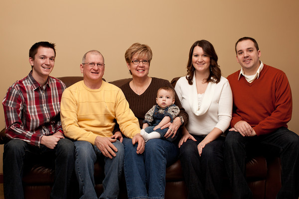 DeLong family