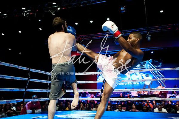Anthony Hill vs Jeremiah Davenport