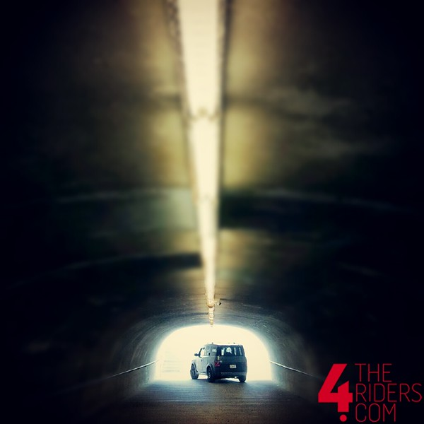 honda element light at the end of the tunnel