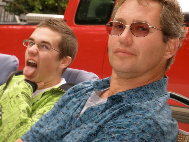Kevin and John