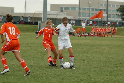 Longhorns vs Spirit Red (9/11/2005)