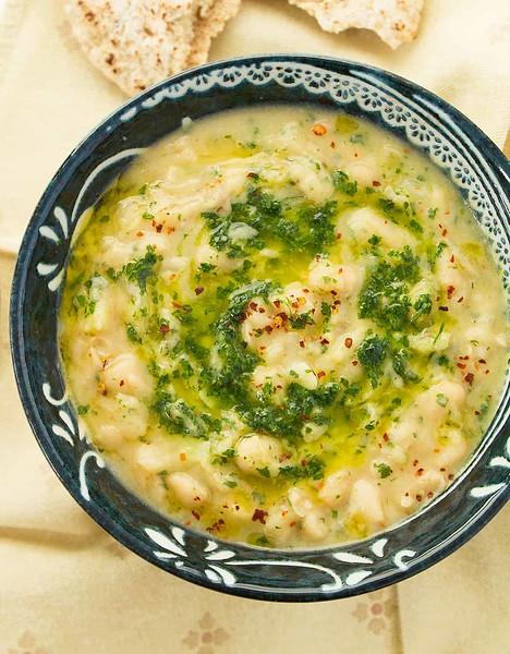 Italian White Bean Soup - Vegan Italian Recipes