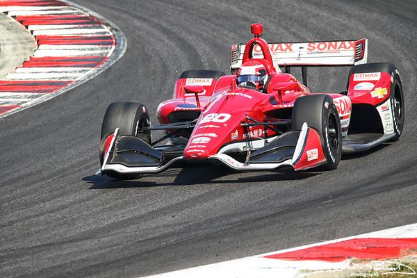 NTT Indy Car series racing