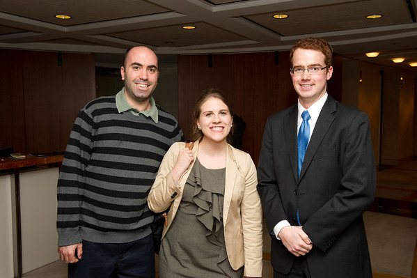 DC Admitted Student Reception