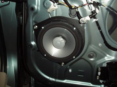 2011 Toyota Venza Rear Speaker Installation