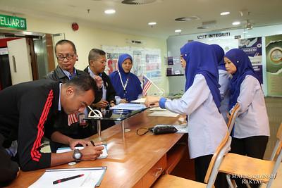 Majlis Penutup Bulan Kaunseling & psikoogi MARA 2019