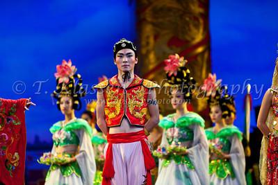 Xian, Tang Dynasty Show