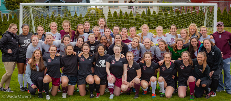 UPS Soccer Alumni Game, Apr 2017